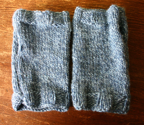 More arm-warmers