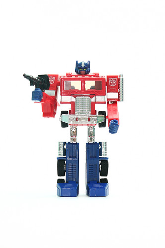 TFU G1 Optimus Prime