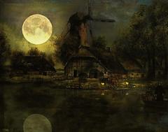 Night - Animated gif (Lenabem-Anna J.) Tags: magicunicornverybest magicunicornmasterpiece arttex artscape arttwilight