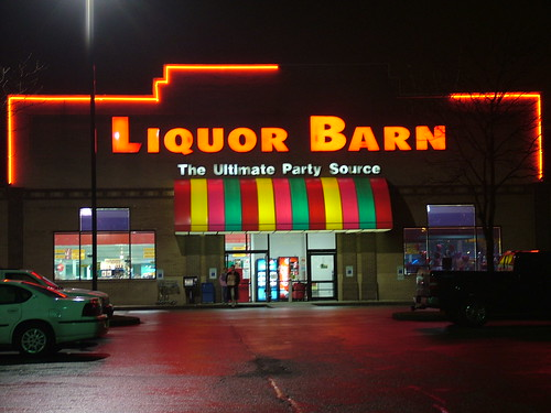 Liquor Barn Nite View