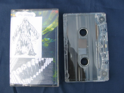 Odd Clouds - Shamblers - Fag Tapes