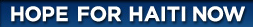 Hope For Haiti Now logo