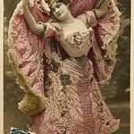 1905 Can Can Dancer Camargo thumbnail