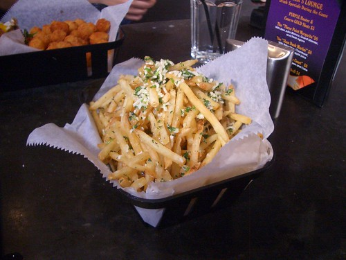 Rush Street Truffle Asiago Fries