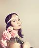 {154/365} Persephone ((Sarah Robinson)) Tags: sarah robinson woman girl flowers mythology persephone self portrait 365 project pretty light 20mm
