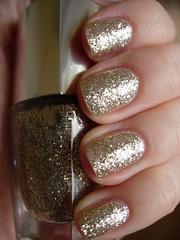 Glittertastic: Lancome Le Vernis BB Sand 003