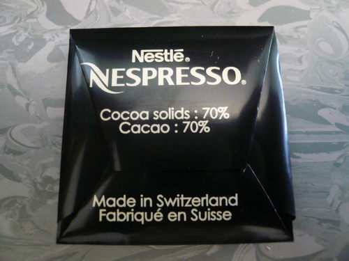 Nestle Suisse back