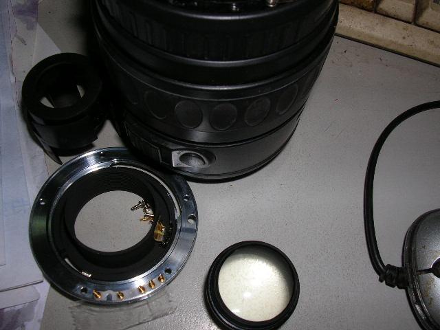 FA 28-80/3.5-4 .7 Power zoom後鏡組拆解!