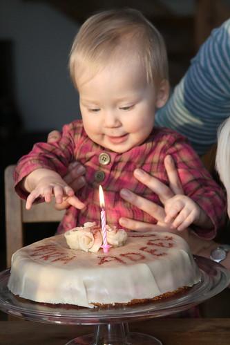 Birthday cake / Sünnipäevakook