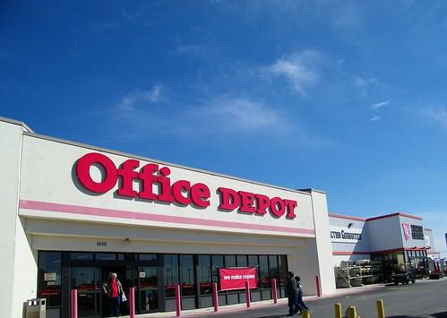 Seguin Office Depot