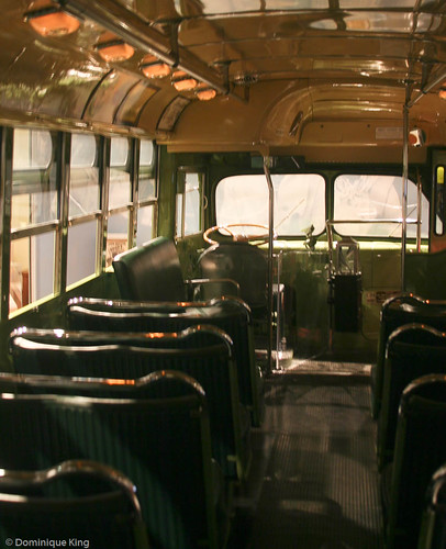 See The Bus Rosa Parks Rode Into History At The Henry Ford In