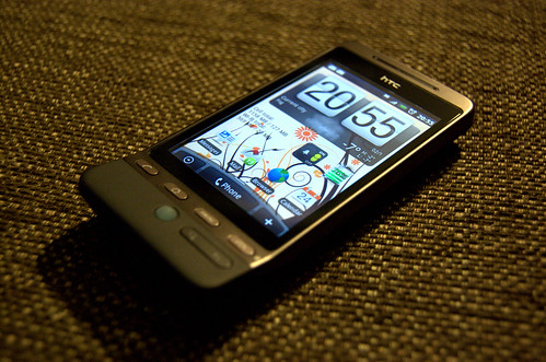 HTC Hero Urban Brown