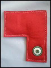 Valentine Mailbox Slipcover