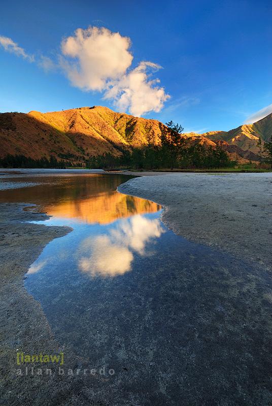 Nagsasa River Reflections