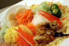 Sushi King Yee Sang 3