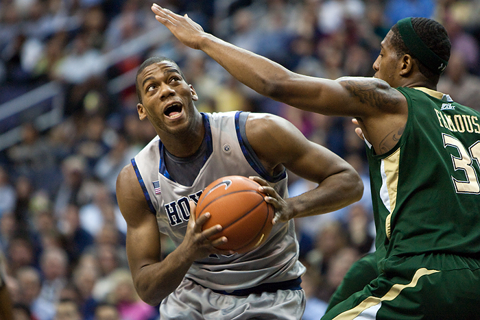 Georgetown Basketball Greg Monroe