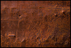 Sidestepped Rustage (Junkstock) Tags: old arizona abstract color abandoned sign vintage photo graphics antique textures nostalgia photograph jerome nostalgic weathered aged patina