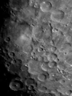 Region of Rupes Montes - the Straight Wall from same session of cloud dodging.