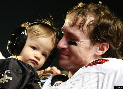 brees son