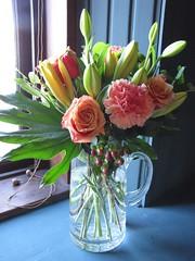 un-valentine flowers
