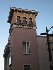 15 Dearborn Street, San Francisco (built 1918) (Anomalous_A) Tags: sanfrancisco california church architecture buildings temple moorish missiondistrict spanishrevival cornerstonechurch horseshoewindow