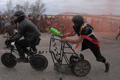 Chariot Wars - Mini Bike Winter-41