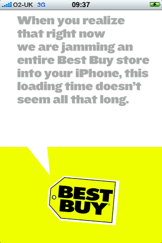 Best Buy app