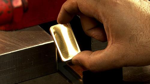 100g GoldMoney Gold Bar