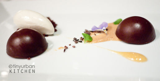 Clio chocolate dessert