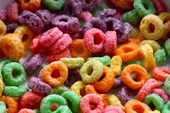 Froot Loops - the colours of your life