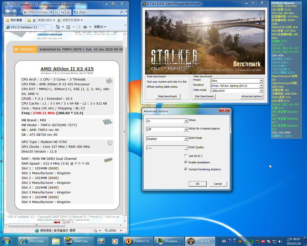 New Stuff Triple Core Cpu Athlon Ii X3 425 Low Cost Amd Img