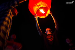 Lantern of Hopes.... (achew *Bokehmon*) Tags: red sky night zeiss fire am lol sony newyear carl hopes wishes lantern alpha float greedy 2470 a850