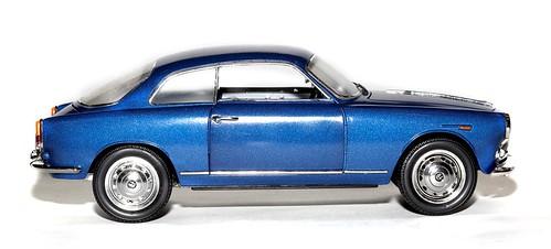 Miniminiera Alfa Giulietta Sprint