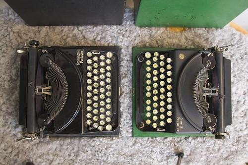 The Typewriter Duel: Remington No.2 v. Smith Premier