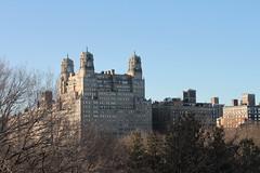 Upper West Side (joseph a) Tags: newyorkcity newyork centralpark manhattan upperwestside belvedere belvederecastle beresford thebelvedere