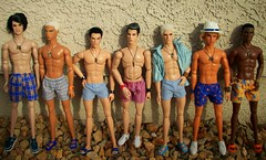 Fashion  Royalty  Homme (napudollworld) Tags: boys fashion ken barbie guys size royalty homme