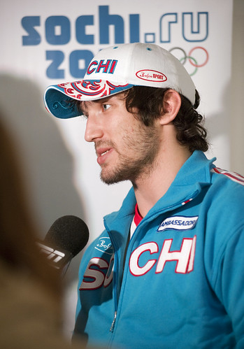 Sochi 2014 Ambassadors - Alexander Ovechkin  in Sochi World by Sochi 2014 Winter Games.