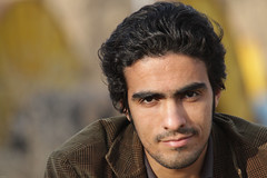 He is my friend (P A H L A V A N) Tags: park is friend iran jafar iranian he  ahmadi    melat     dargaz