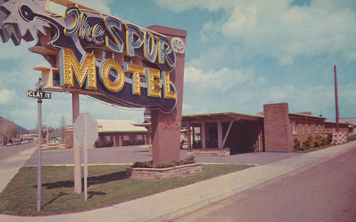 The Spur Motel - Flagstaff, Arizona