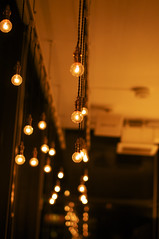 (comolebi*) Tags: light cafe bokeh corduroy