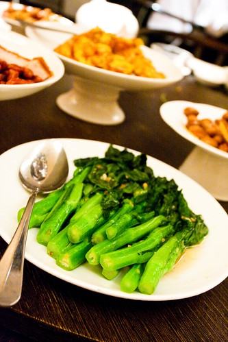 Stir Fry Choy Sum