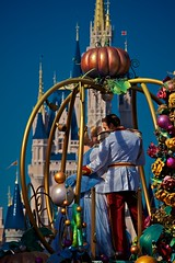 Homeward Bound (Don Sullivan) Tags: world castle disney parade waltdisneyworld walt magickingdom cinderellacastle cinderalla disneypictures disneypics canonef70200f4lisusm disneyphotos canoneos7d