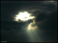 Let There Be Light !!!!!! (jackatlargs) Tags: light be there rays let crepuscular