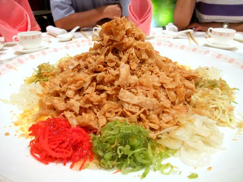 Fruit Yee Sang