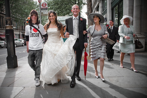 London Wedding