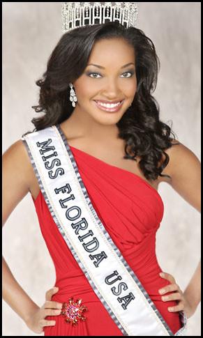 Anastagia Pierre, Sagemont Alum Former Miss Florida