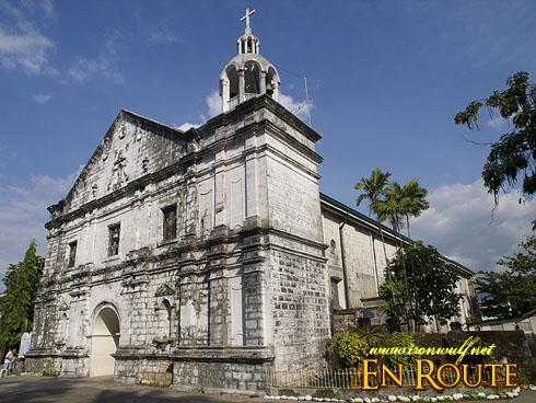 Zambales Masinloc Church