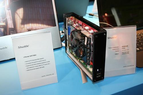 Shuttle i-Power GXT Mini