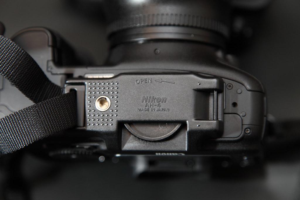 Nikon AH-4 手腕帶