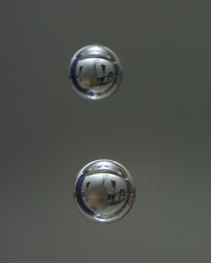 Air Bubble in Water